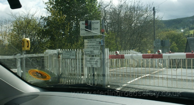 Level Crossing Confusing Signs